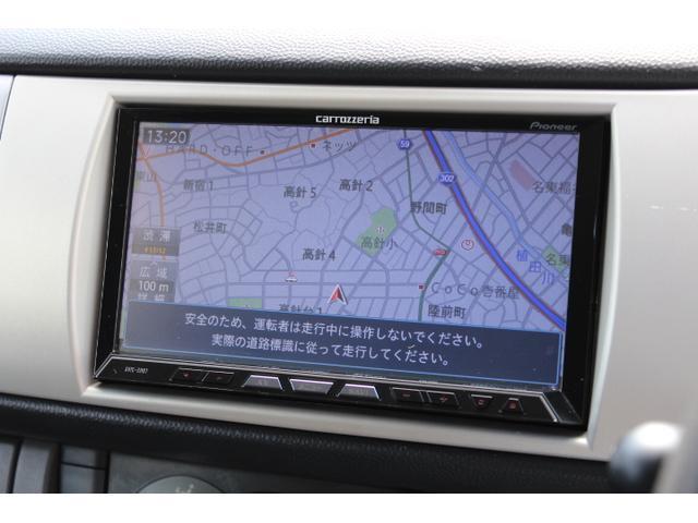 スバル ステラ カスタムRS フルセグ付HDDナビ Sチャージャー キーレス