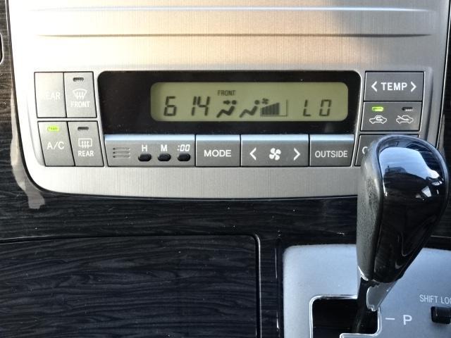 AS LTDデュアルAVNスペシャル 両側電動ドア Bカメラ(7枚目)