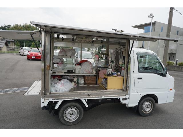 TB 移動販売車 4WD MT5速 走行2.7万km(2枚目)