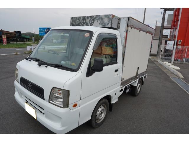 TB 移動販売車 4WD MT5速 走行2.7万km(6枚目)