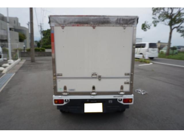 TB 移動販売車 4WD MT5速 走行2.7万km(9枚目)