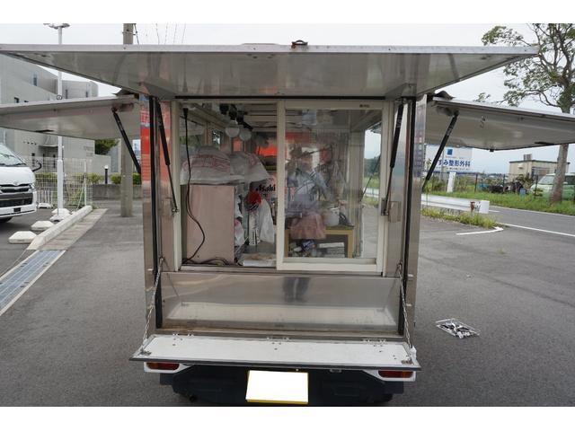 TB 移動販売車 4WD MT5速 走行2.7万km(12枚目)