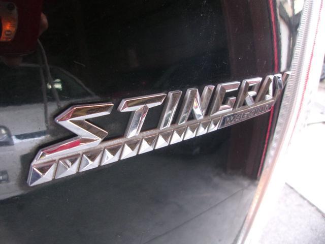 スズキ ワゴンR スティングレーTターボ フルエアロ キセノンR スマートキー