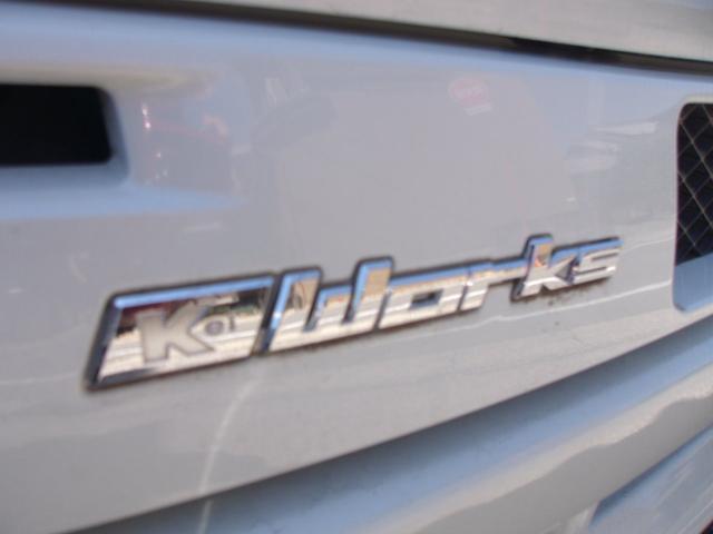4WD TチェーンICターボ レカロシート 禁煙車 HKS(4枚目)