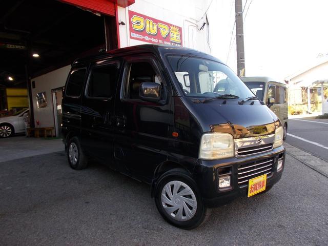 「スズキ」「エブリイワゴン」「コンパクトカー」「愛知県」の中古車3