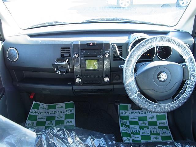 スズキ ワゴンR スティングレーX キーレス HID ベンチシート