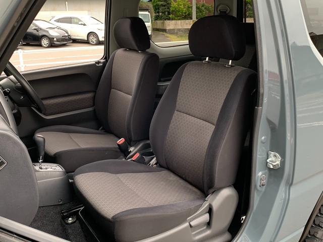 XC Jeep純正アンヴィル 3インチリフト カスタム車 ショートバンパー スキッドプレート ナンバー移動 MTタイヤ 左出しマフラー フェンダーミラー&リヤドアスムージング フェンダーミラー車検対策済(21枚目)