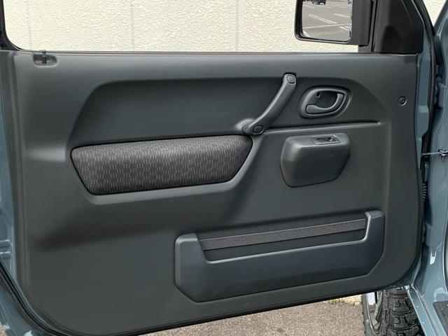 XC Jeep純正アンヴィル 3インチリフト カスタム車 ショートバンパー スキッドプレート ナンバー移動 MTタイヤ 左出しマフラー フェンダーミラー&リヤドアスムージング フェンダーミラー車検対策済(22枚目)