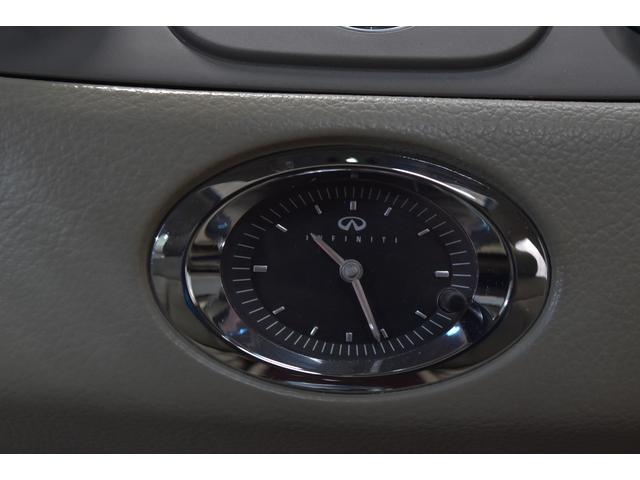 インフィニティ インフィニティ Q45 左H 後期 フルエアロ 車高調 4本出マフラ 本革 20AW