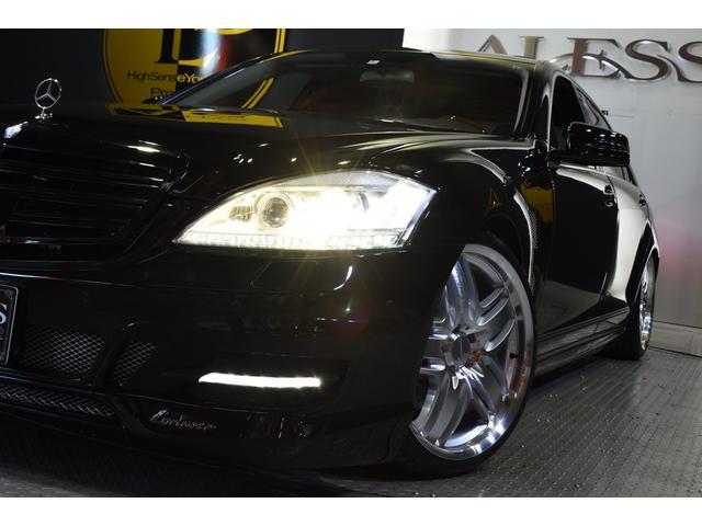 S500ロング黒革SR 左H ロリンザー後期仕様 20AW(3枚目)