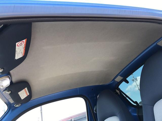 スズキ ツイン ボディーバンパー同色ブルーM キーレス LEDヘッドランプ