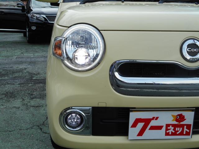 ココアプラスX キーフリー LEDライト 車検32年3月(7枚目)