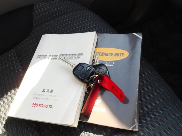 「トヨタ」「ハイラックスサーフ」「SUV・クロカン」「三重県」の中古車20