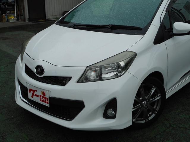 「トヨタ」「ヴィッツ」「コンパクトカー」「三重県」の中古車2