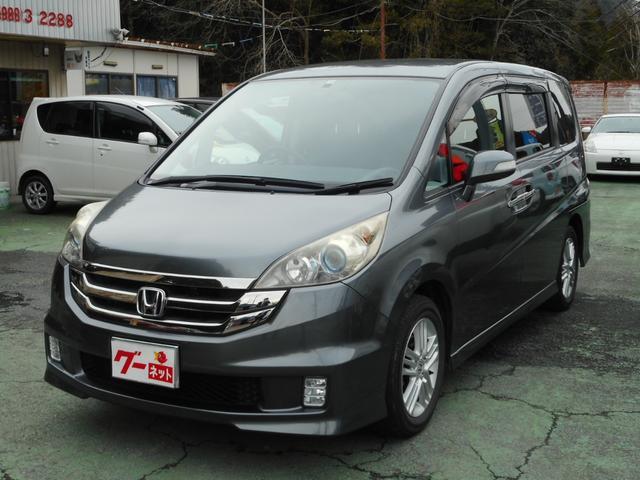 「ホンダ」「ステップワゴン」「ミニバン・ワンボックス」「三重県」の中古車6