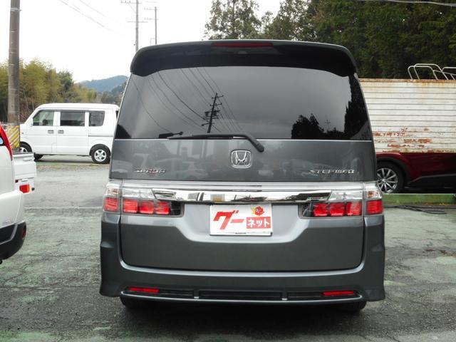 「ホンダ」「ステップワゴン」「ミニバン・ワンボックス」「三重県」の中古車8