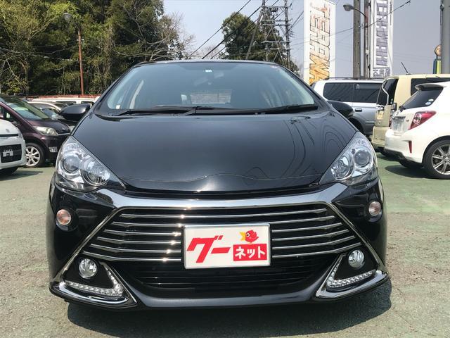 「トヨタ」「アクア」「コンパクトカー」「三重県」の中古車3