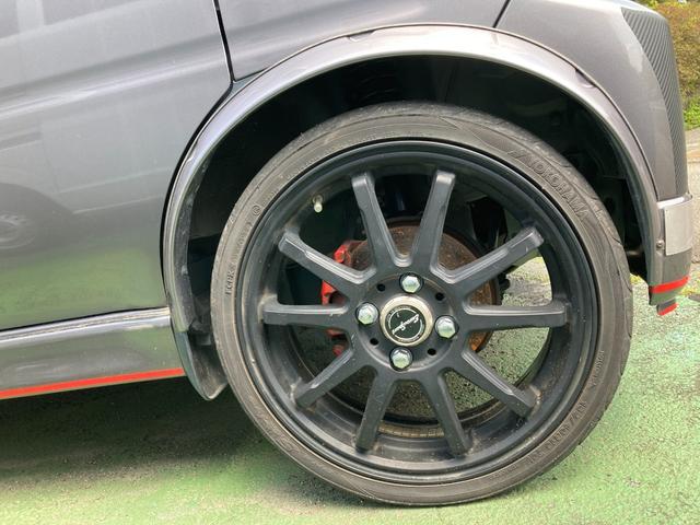 G 4WD 普通車登録 オーバーフェンダー 16インチアルミホイール キーレスエントリー ローダウン ナビ付 5速MT(9枚目)