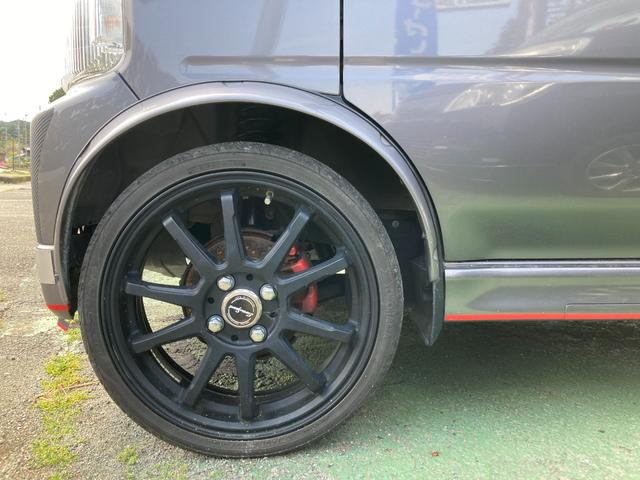 G 4WD 普通車登録 オーバーフェンダー 16インチアルミホイール キーレスエントリー ローダウン ナビ付 5速MT(11枚目)