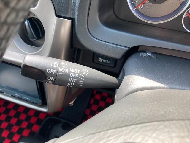 G 4WD 普通車登録 オーバーフェンダー 16インチアルミホイール キーレスエントリー ローダウン ナビ付 5速MT(29枚目)