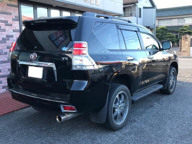 「トヨタ」「ランドクルーザープラド」「SUV・クロカン」「岐阜県」の中古車7