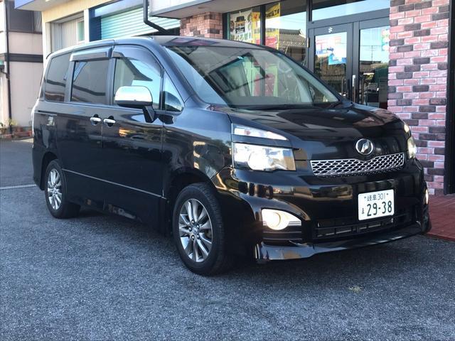 「トヨタ」「ヴォクシー」「ミニバン・ワンボックス」「岐阜県」の中古車11