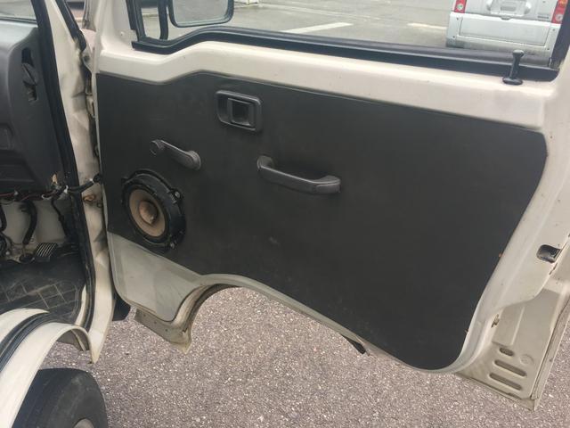 ダイハツ ハイゼットトラック DX  5速マニュアル 4WD エアコン キーレスエントリー