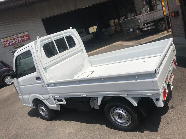 KCエアコン・パワステ 4WD オートマ 届出済未使用車(8枚目)