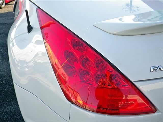 日産 フェアレディZ バージョンT 社外エアロ レザーシート シートヒーター