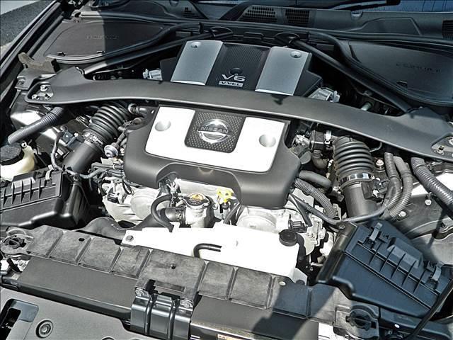 日産 フェアレディZ バージョンT スポーツAT搭載オレンジレザーシートヒーター