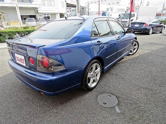RS200 Zエディション ETC ローダウンキーレスHID(4枚目)