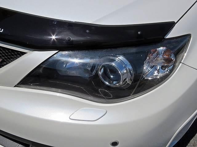 WRX STI Aライン  STIマフラ-テイン車高調ナビ(15枚目)