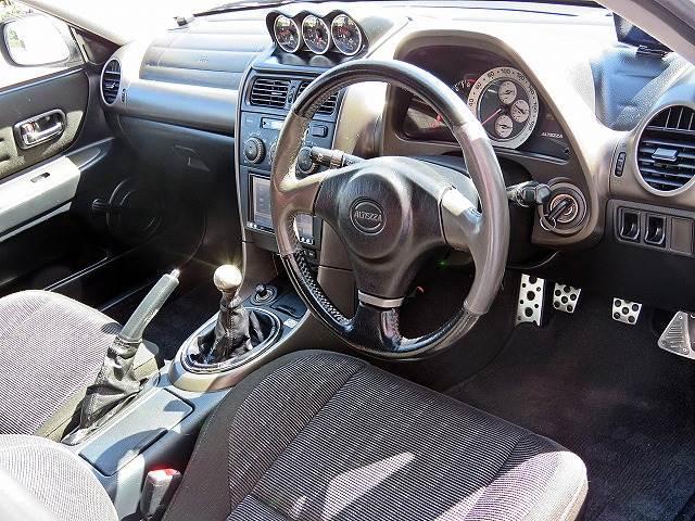 RS200 Zエディション WORK19AW 車高調(7枚目)