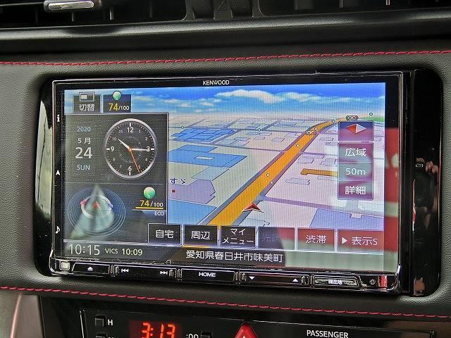 S ケンウッドナビフルセグ 車高調 NURスペックマフラー(10枚目)