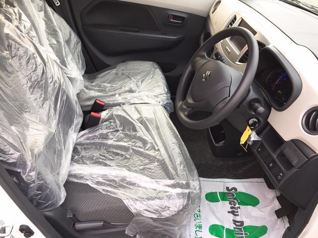 スズキ ワゴンR FX 届出済軽未使用車 エネチャージ
