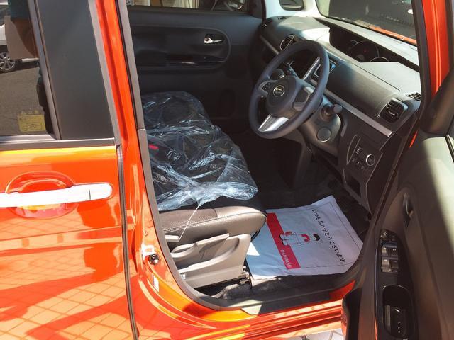 ダイハツ タント カスタムX トップエディション 届出済軽未使用車