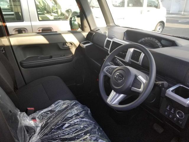 ダイハツ ウェイク L SAII 届出済未使用車 電動ドア プッシュエンジン