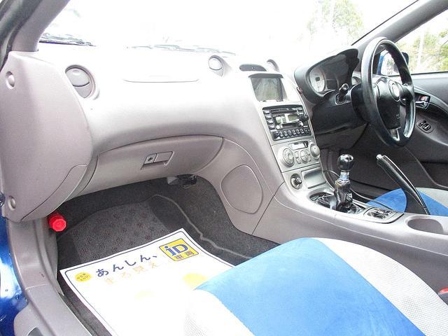 トヨタ セリカ TRD スポーツM TRD鍛造アルミ クイックシフト