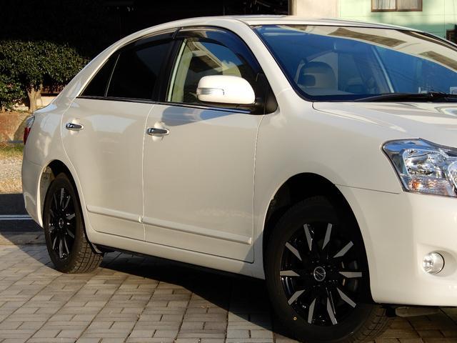 トヨタ プレミオ 新品タイヤ ワンオーナーLパッケージ ナビ ETC Bカメラ