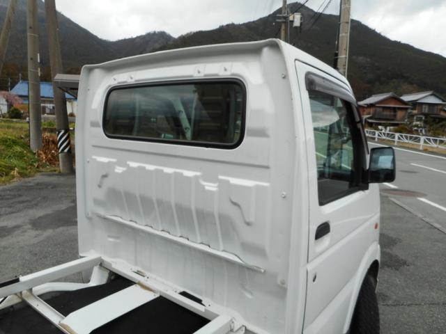 ダンプ エアコンパワステ 5速MT 4WD(3枚目)