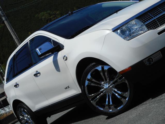 「リンカーン」「リンカーン MKX」「SUV・クロカン」「三重県」の中古車3