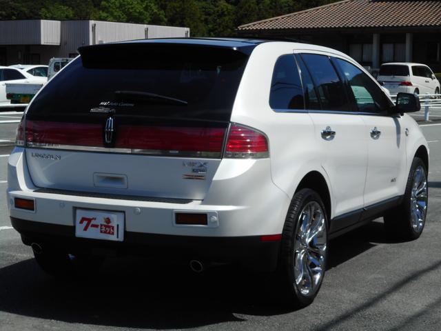 「リンカーン」「リンカーン MKX」「SUV・クロカン」「三重県」の中古車9