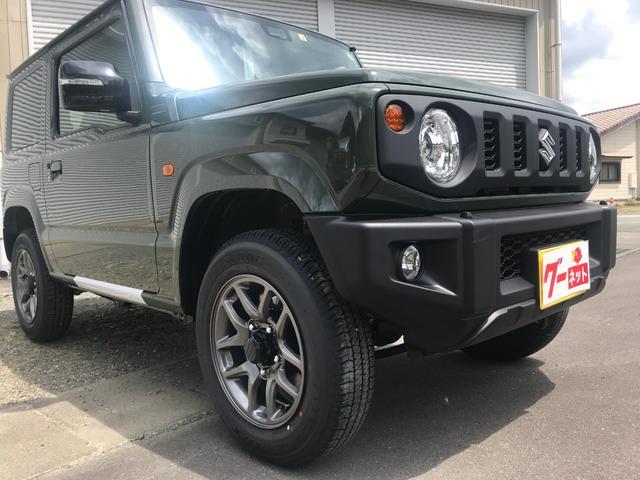 XC  届け出済み未使用車 スマートキー 5速MT 4WD(5枚目)