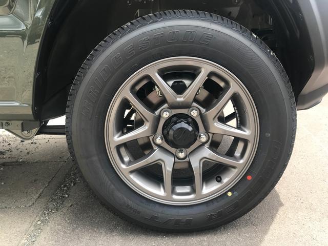 XC  届け出済み未使用車 スマートキー 5速MT 4WD(12枚目)