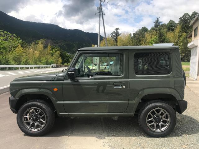 XC  届け出済み未使用車 スマートキー 5速MT 4WD(14枚目)