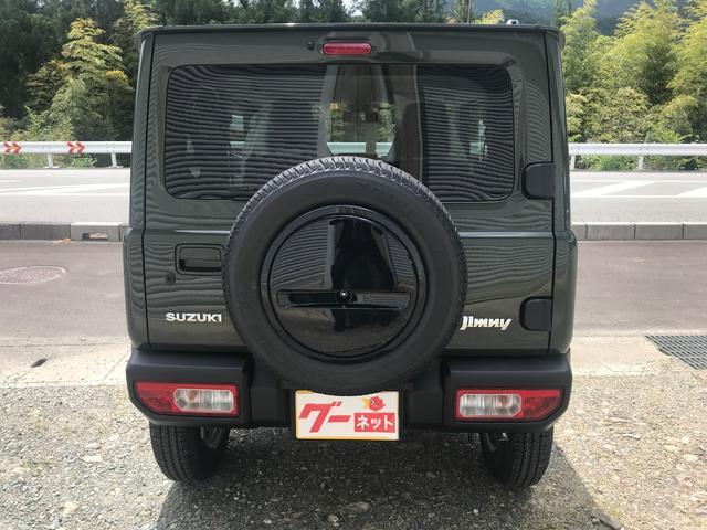 XC  届け出済み未使用車 スマートキー 5速MT 4WD(17枚目)