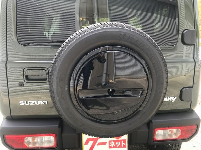 XC  届け出済み未使用車 スマートキー 5速MT 4WD(22枚目)