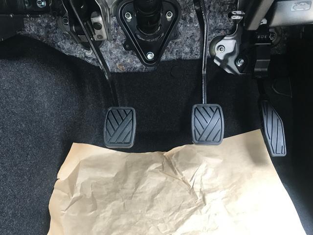 XC  届け出済み未使用車 スマートキー 5速MT 4WD(33枚目)
