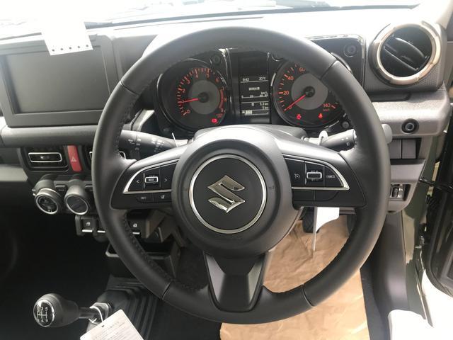 XC  届け出済み未使用車 スマートキー 5速MT 4WD(38枚目)