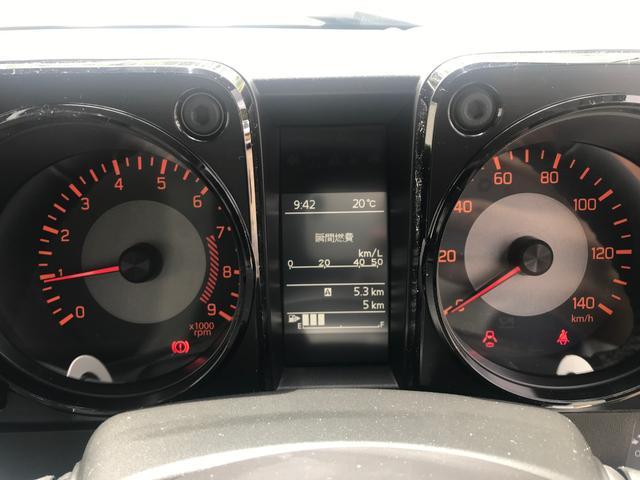 XC  届け出済み未使用車 スマートキー 5速MT 4WD(44枚目)